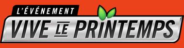 L'événement vive le printemps Logo