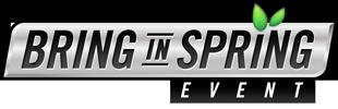 Bring in Spring Logo